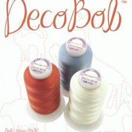 1 st Deco-Bob Färgkarta