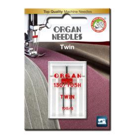 Organ Tvilling 6,0mm 100, 1-pack