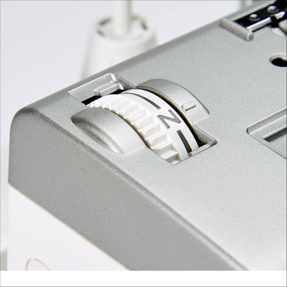 Overlock Janome Air Threading 2000D
