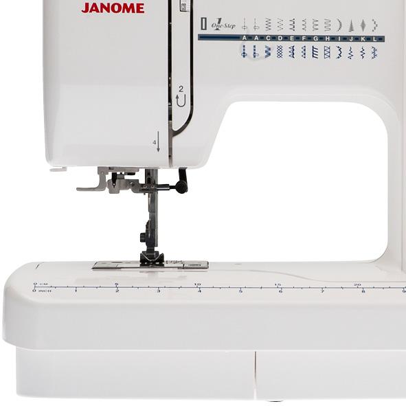 Janome Hild 525S