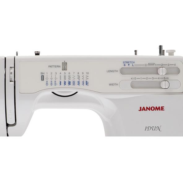 Janome Idun 920