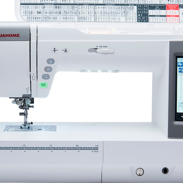 Janome MCH 9400QCP