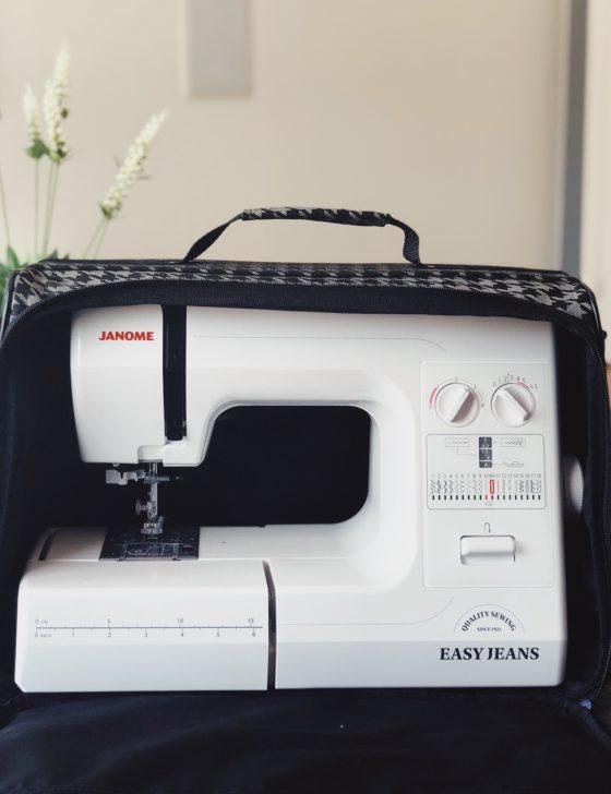 Janome symaskinetaske